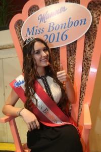 Miss Bonbon 2016 Nadja Greimel