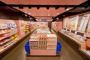 Josef Manner & Comp. AG; Eröffnung des neuen Manner Outlet Stores im Designer Outlet Parndorf; 28. 7. 2016; Photo: Manner / Bernhard Noll